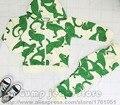 Niños Bobo Choses Dinosaurio Sudadera Pantalones Otoño 2016 Chaqueta de Estilo Tapas Del Otoño Del Resorte Muchachas de Los Bebés T Shirt Ropa de Niños