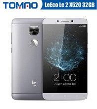 Nuovo LeEco LeTV Le S3 X626/X520 Cellulare 5.5 Pollici FHD Schermo Android 6.0 4G LTE Smartphone Rapido carica di Tocco ID Impronte Digitali