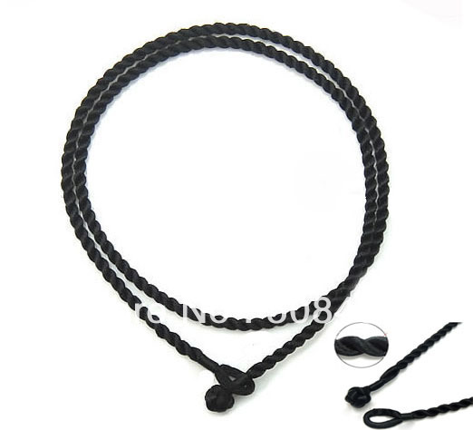 Buy necklace cord for pendants black silk and get free shipping on buy necklace cord for pendants black silk and get free shipping on aliexpress mozeypictures Choice Image