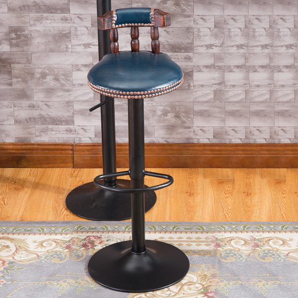 Europe and the United States garden bar restaurant chair hotel coffee house stool