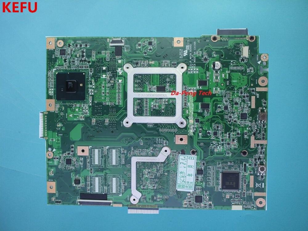 KEFU K52JR REV 2 3A4 ieces graphics card chips memory motherboard For Asus K52JR A52J X52J