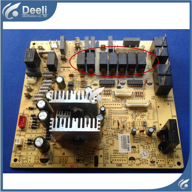 95% new good working for air conditioning Computer board 30034208 4G53C GRJ4G-A1 pc board on sale картленд барбара звездное небо гонконга