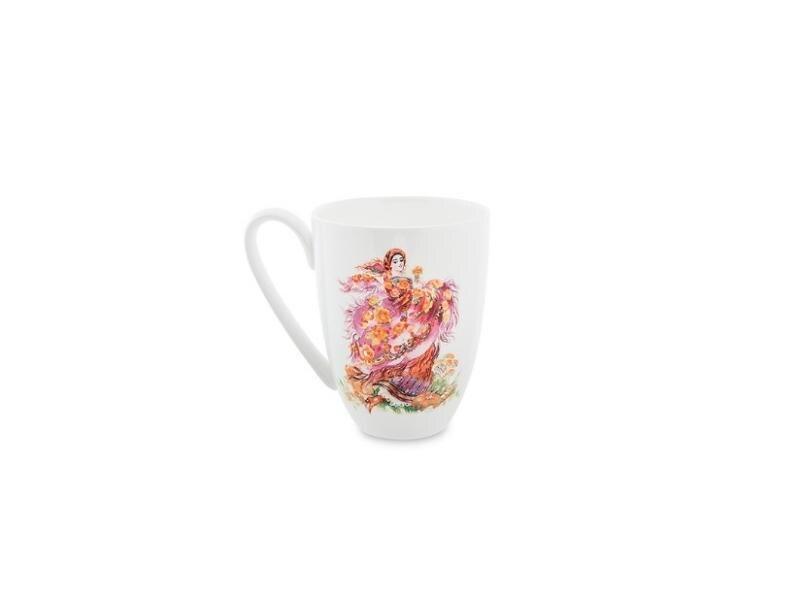 Mug Pavone, Краса, 400 ml, White цена и фото