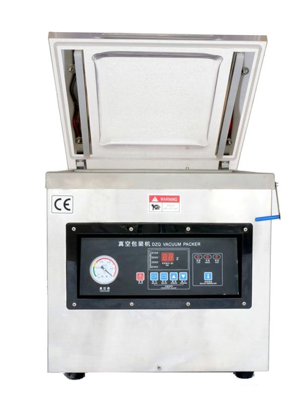 DZ400T Desktop Vacuum packing machine vacumm sealer tea bag machine box packing machine title=