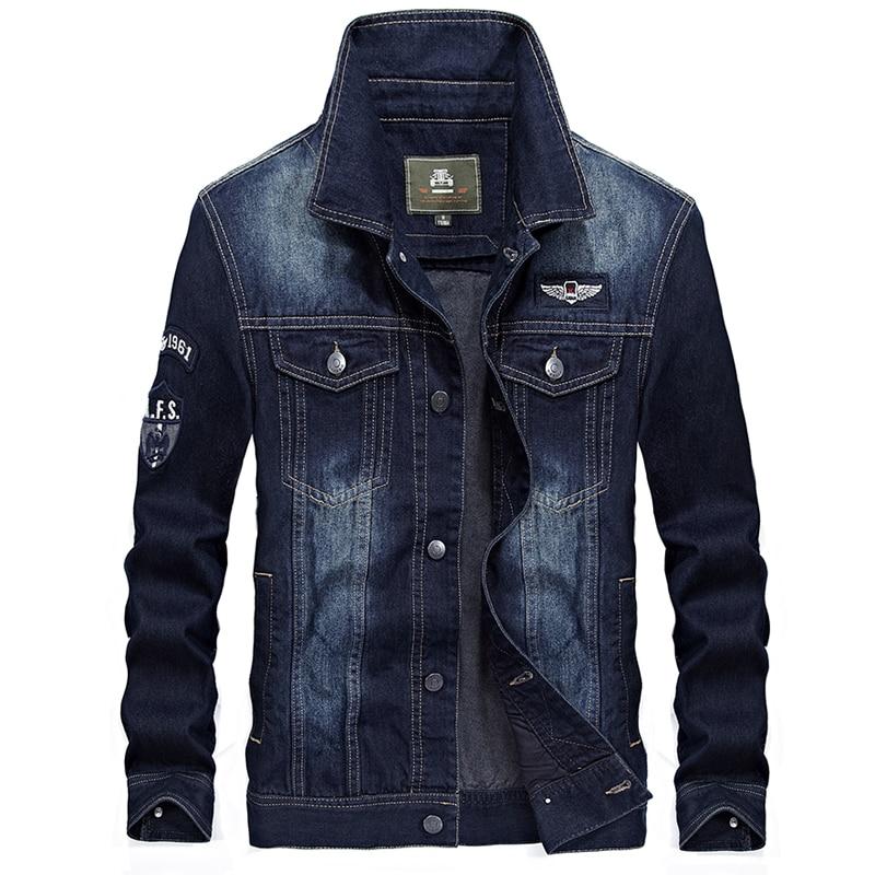 Autumn Denim Jackets Men's Casual Denim Jackets Turn-Down Young Coats Cotton Solid Cardigan Windbreaker Mens Jackets New Outlet кардиган с бахромой b young nori cardigan