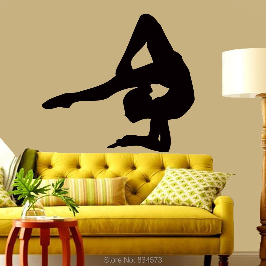 Popular yoga wall art buy cheap yoga wall art lots from china yoga ...