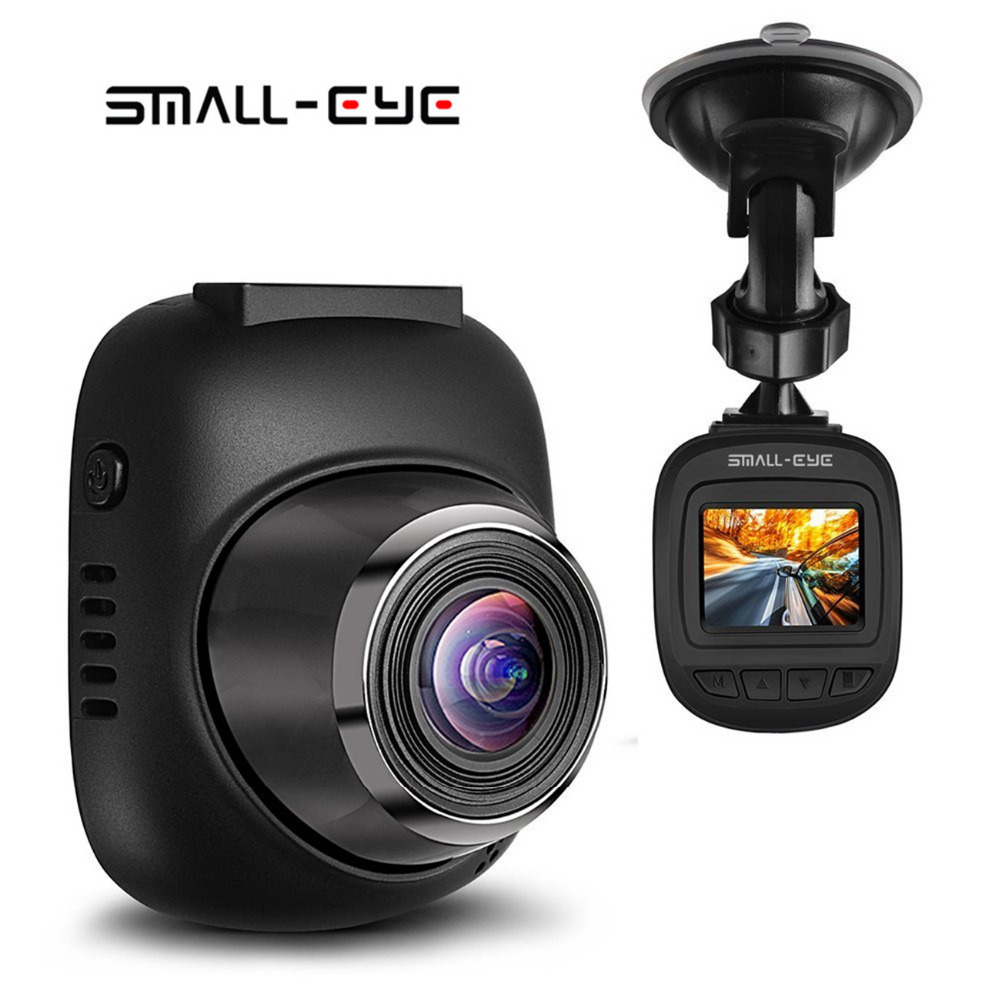 SMALL-EYE 1.5LCD Dash Cam Loop Recording FHD 1080P Car DVR Novatek 96223 150 degree wide angle Car Camera Recorder Registrar bigbigroad for nissan qashqai car wifi dvr driving video recorder novatek 96655 car black box g sensor dash cam night vision
