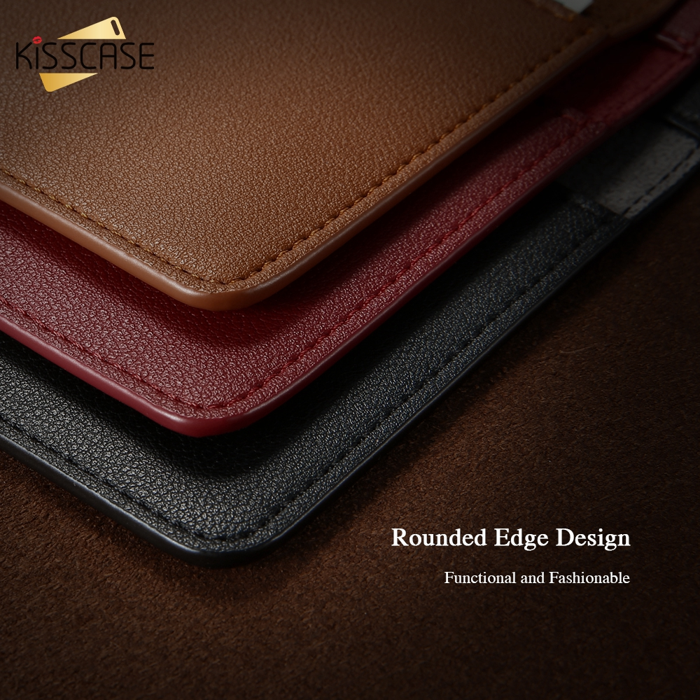 Image 5 - KISSCASE Luxury Durable Leather Wallet Pouch Phone Case For iPhone Samsung Huawei Xiaomi Meizu Cover Mobile Phone Bag Cases-in Phone Pouches from Cellphones & Telecommunications