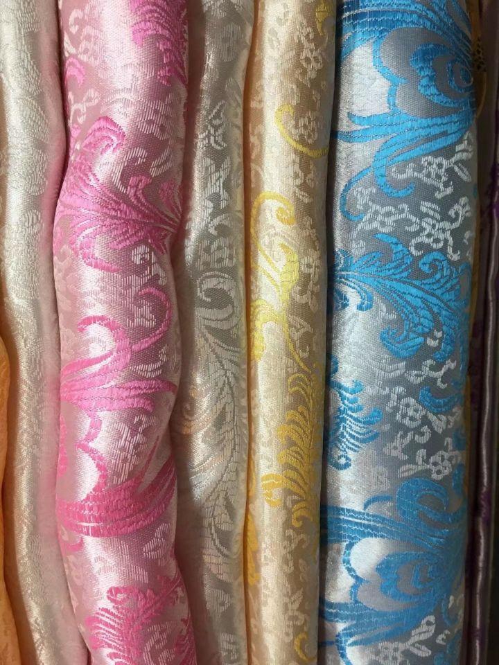 8 Meters/pc offre spéciale rouge coton africain tissu et or phoenix motif broderie suisse voile dentelle pour vêtements JC21-3 - 3