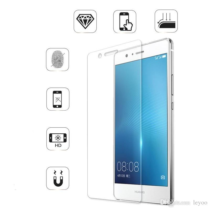 2 piezas de vidrio para Huawei P9 Lite Vidrio templado Original - Accesorios y repuestos para celulares - foto 4