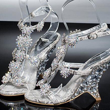 Compare Prices on Cheap Silver Wedge Heels- Online Shopping/Buy ...
