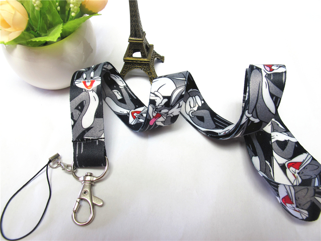 Bugs Bunny Printed Strap for Phone
