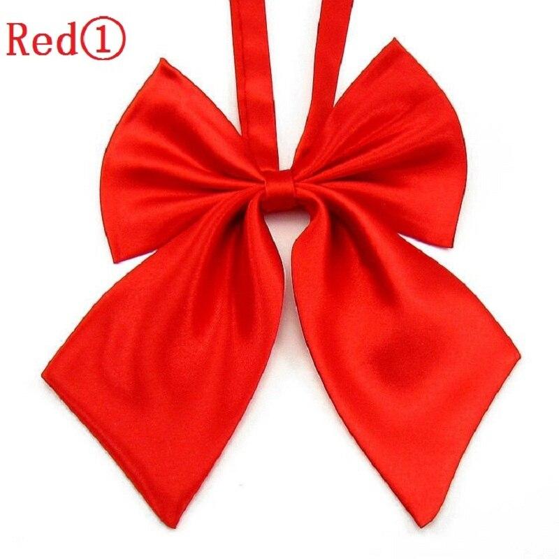 Dass Haare Vergrau Werden Und Helfen Den Teint Zu Erhalten MüHsam Hooyi 2019 Solid Roten Frauen Krawatte Fliege Schmetterling 12 Farben Verhindern