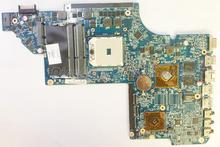 For hp Pavilion dv6-6000 650850-001 laptop Motherboard for AMD cpu with A60M HD6490/512M non-integrated graphics card