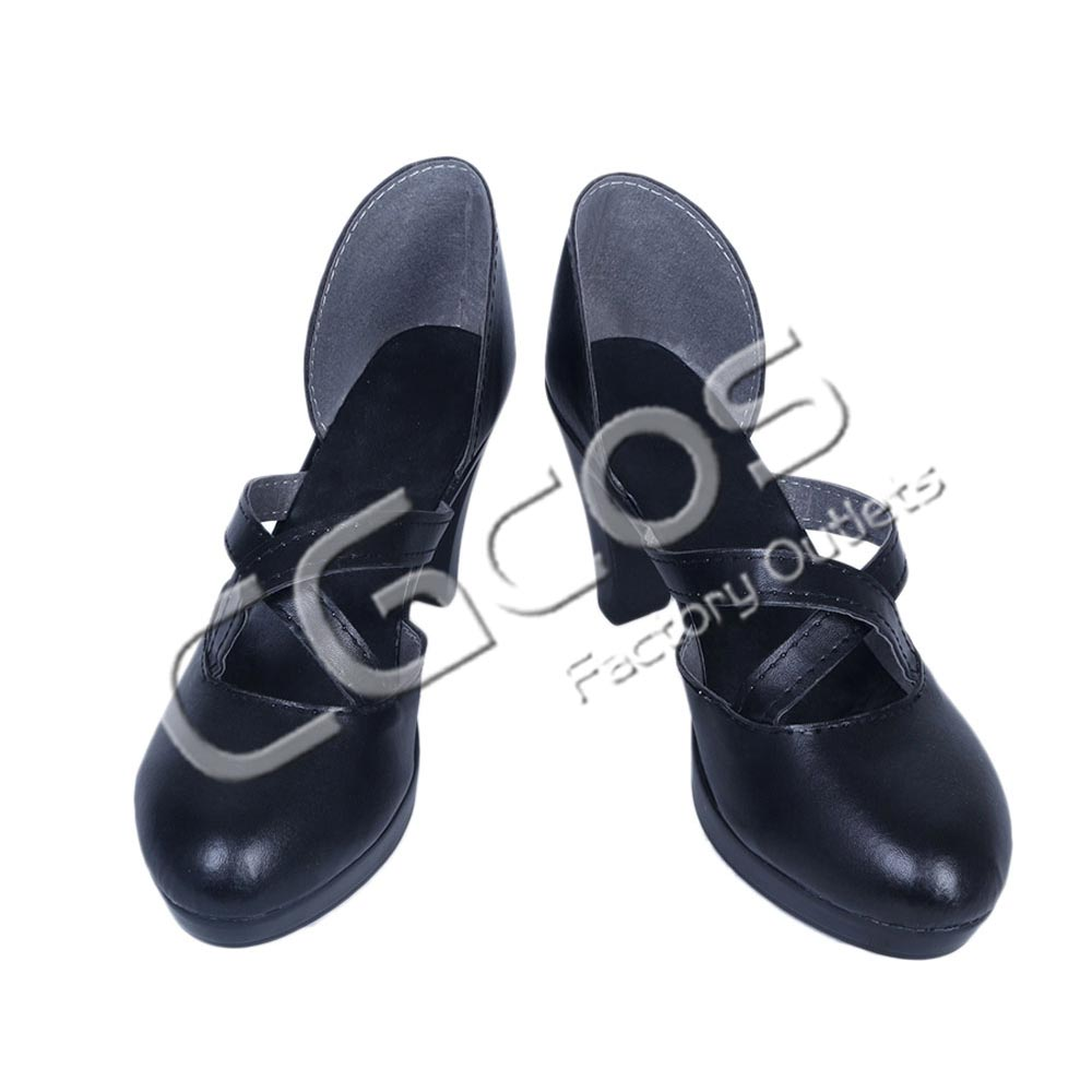 Free Shipping Cos Cosplay Shoes Resident Evil Retribution BIOHAZARD 5 Ada Wong Shoes New in Stock Halloween Christmas Party