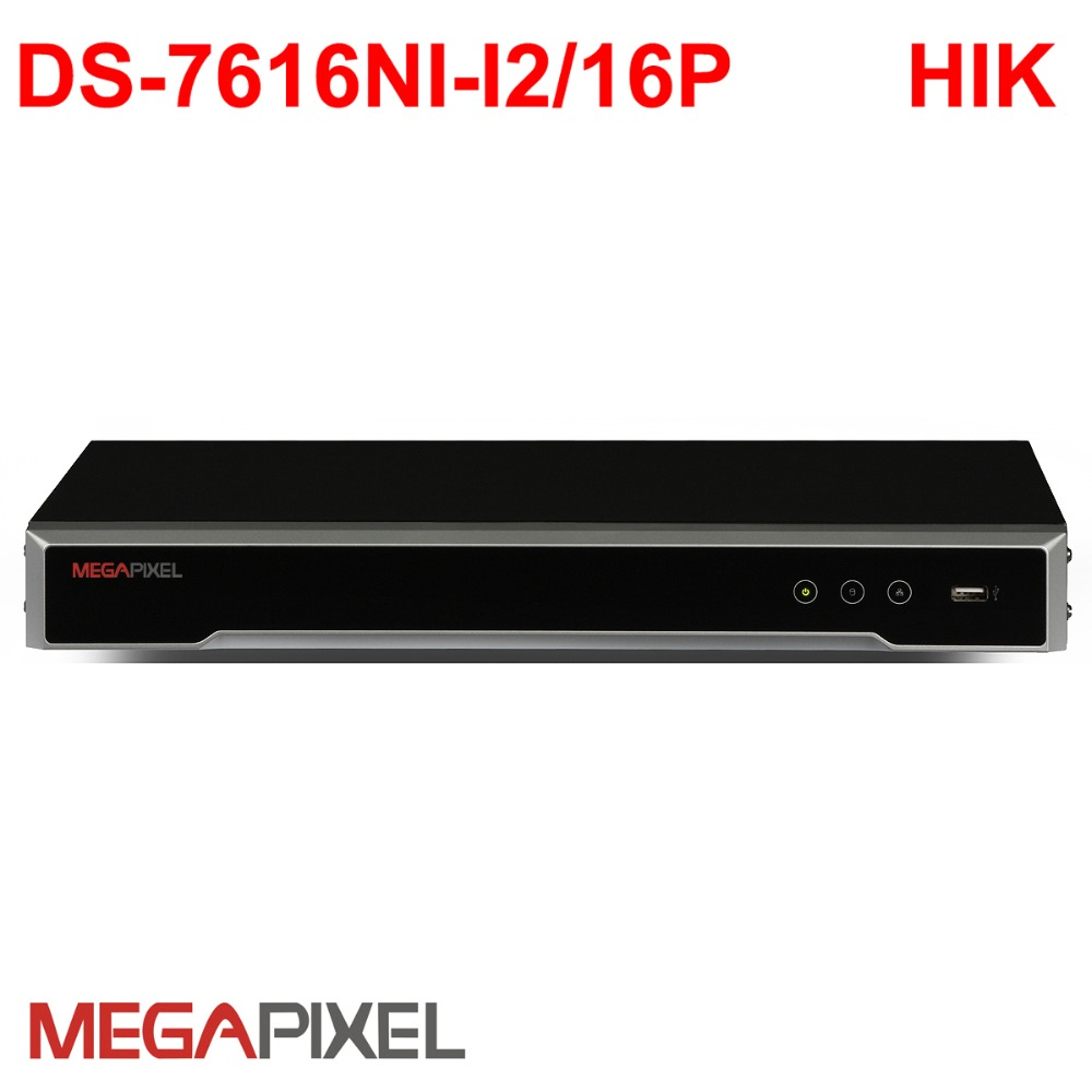 Megapixel ip 4 Karat <font><b>16ch</b></font> poe NVR cctv video recorder Embedded Plug & Play <font><b>DVR</b></font> Camcorder DS-7608NI-i2/8 P für <font><b>hikvision</b></font> 12mp ip kamera image