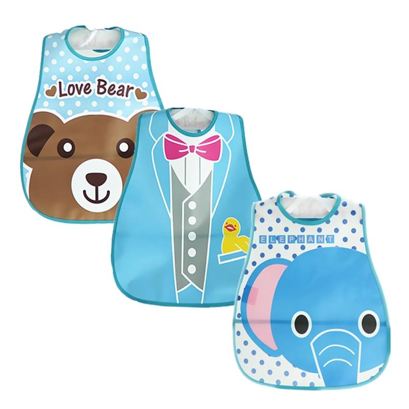 Жаңа 3 PCS / LOT Baby Bibs Бандана Сүлгі Шарф Babador Baberos Bandana Bebes Bibs Baby Boy Girl Bib Baby Product