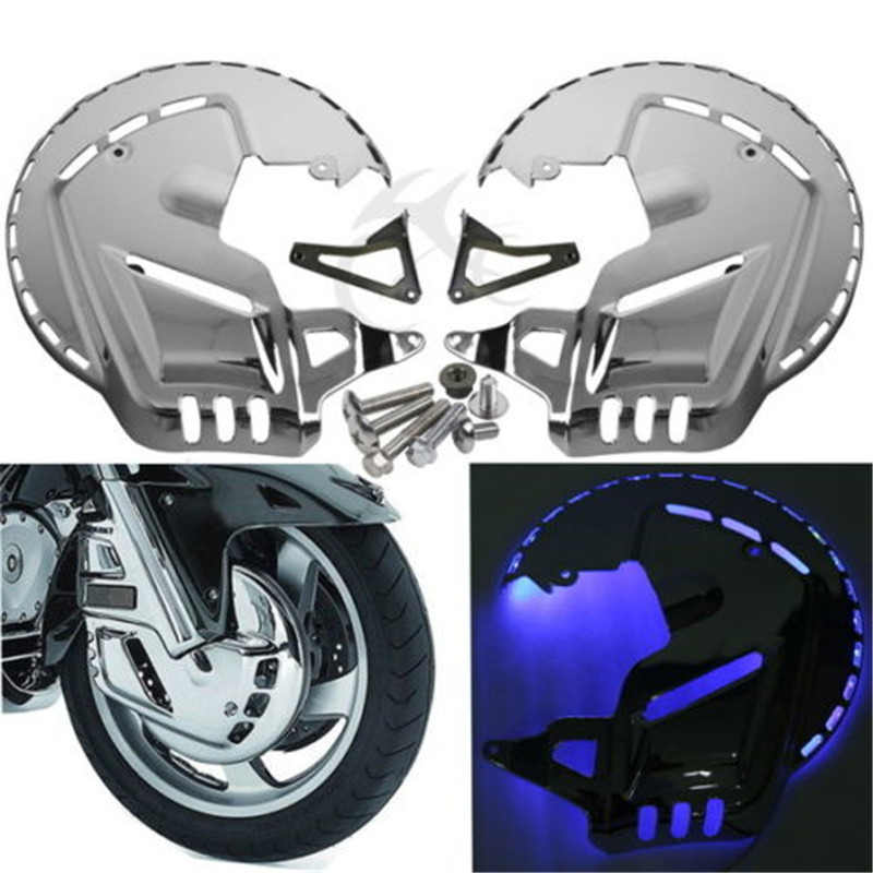 Red led Ring of Fire Brake Disc Rotor Covers For Honda Goldwing GL1800 2001-2014 визитницы и кредитницы diesel x05079 p1506 t8013 page 7
