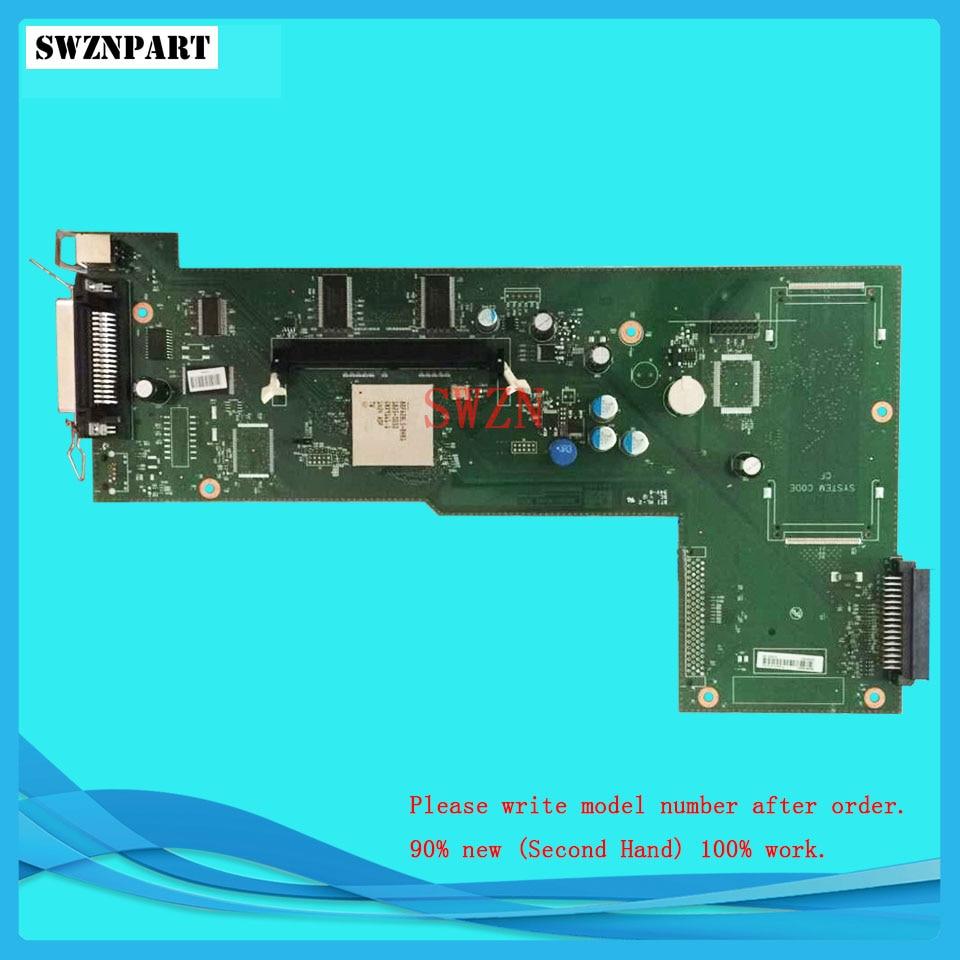 FORMATTER PCA ASSY Formatter Board logic Main Board MainBoard mother board for HP5200L 5200L Q6499-69002 Q6499-67901 formatter pca assy formatter board logic main board mainboard mother board for hp m401dn m401dne m401n cf149 60001