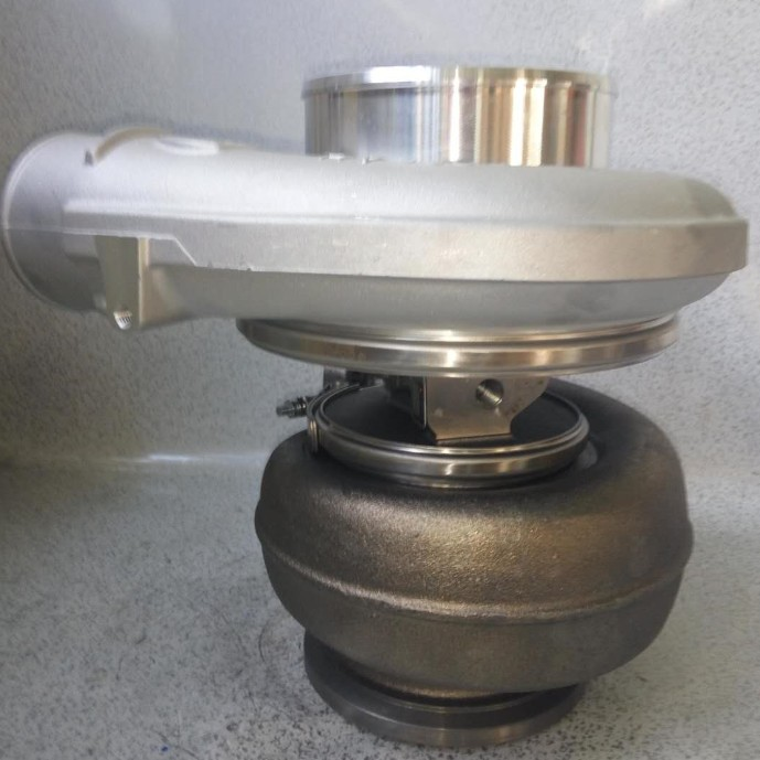 Xinyuchen turbo John Deere için S400S057 RE506836 L1507A turbo