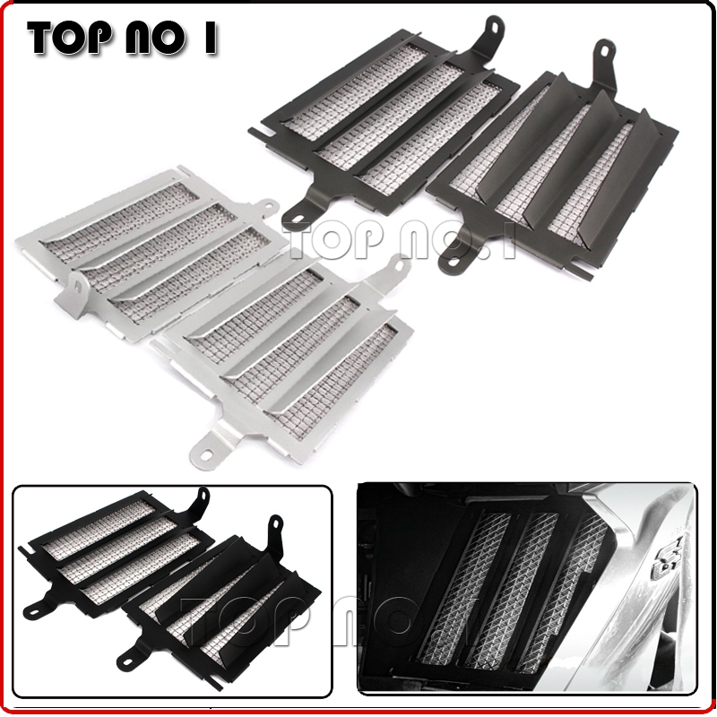ФОТО  FOR BMW R1200GS LC 2013-2016, R1200GS Adventure LC 2014-2016 Motorcycle Radiator Water Cooled Grille Guard Cover Protector