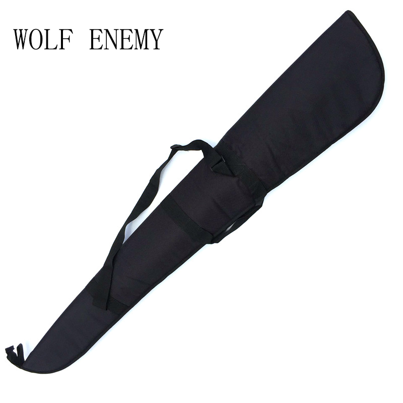 Hunting 132cm Gun Rifle Bag Outdoor Tactical Carrying Bags Military Gun Case Shoulder Pouch for Airsoft Shooting Painting Ball