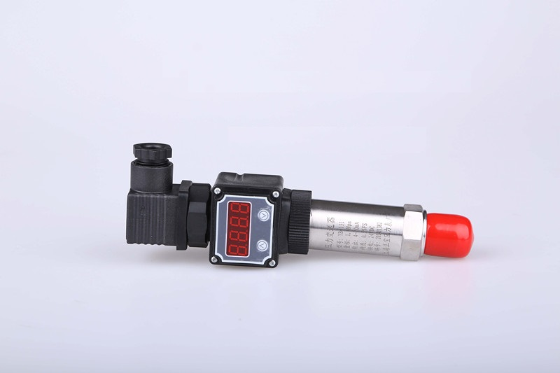 40Mpa YB-131 4-20mA DC24V  M20 *1.5 LED digital display diffused silicon pressure transmitter site
