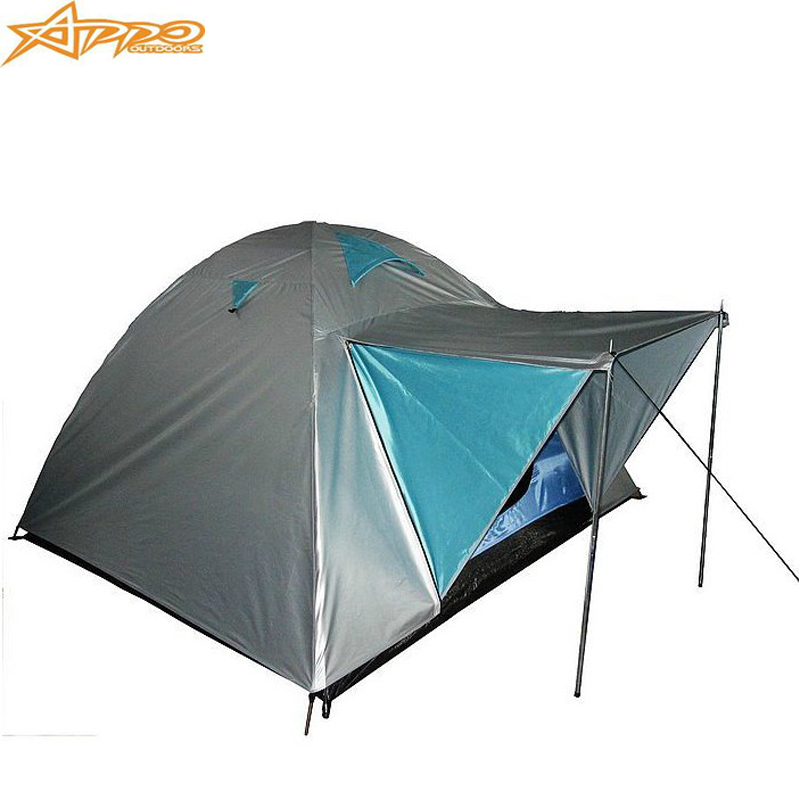 Anti-uv tent double layer alpine tents beach outdoor -psf1