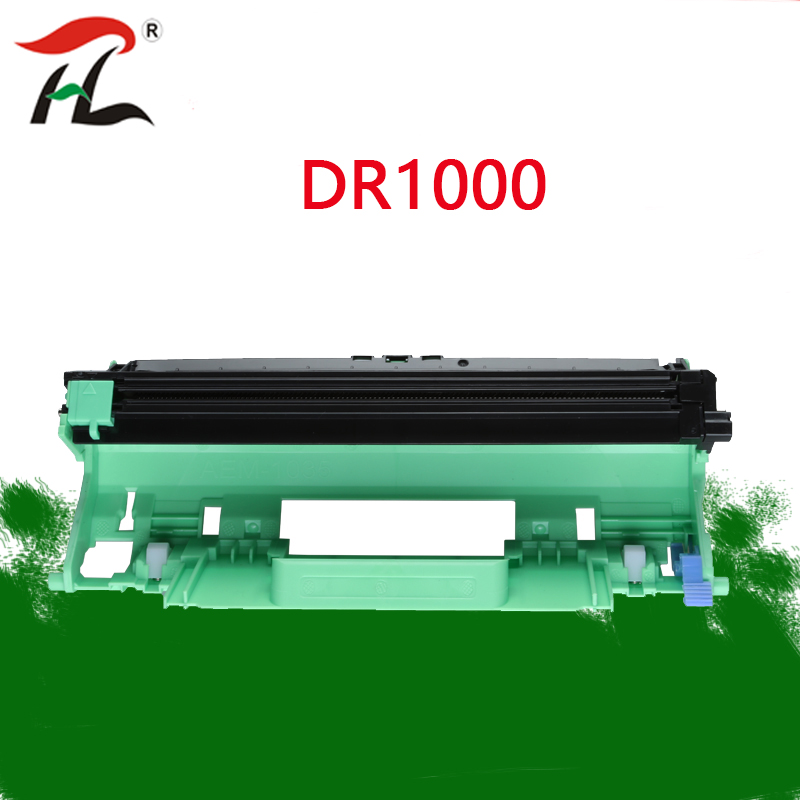 DR1000 for Brother TN1000 toner cartridges MFC1810 1910 DCF1510 1610 HL1110 1210 DCP 1511 1512 MFC 1815 Printer-in Toner Cartridges from Computer & Office