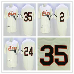 ... color cream houston colts baseball jersey 35 joe morgan 2 nellie fox 24  jimmy wynn b8647d09b