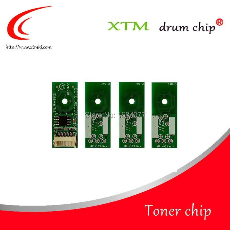 12X Drum chip IUP 24 for Minolta Bizhub C3351 C3851 K C M Y cartridge chip