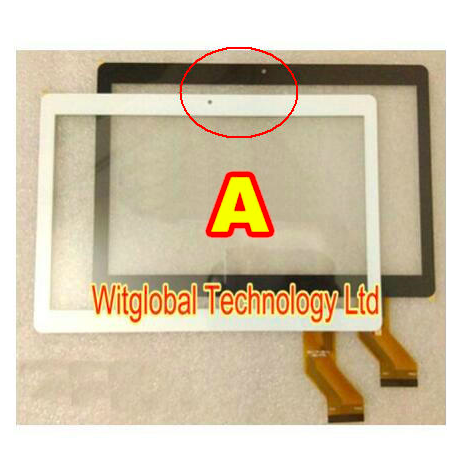 Witblue New For 10.1 BMXC S10 HY110 tablet replacement touch screen digitizer glass touch panel Sensor Free Shipping witblue new touch screen for 10 1 nomi c10103 tablet touch panel digitizer glass sensor replacement free shipping