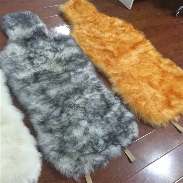 tipped sheep fur car seat cover (1)