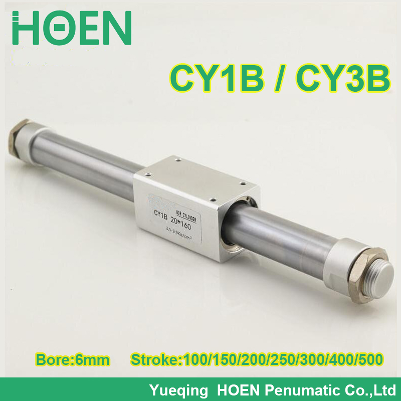 CY3B CY1B Series Magnetically Coupled Rodless cylinder CY1B6-100 CY1B6-200 CY1B6-300 CY3B6-100  CY3B6-200  CY3B6-300CY3B CY1B Series Magnetically Coupled Rodless cylinder CY1B6-100 CY1B6-200 CY1B6-300 CY3B6-100  CY3B6-200  CY3B6-300