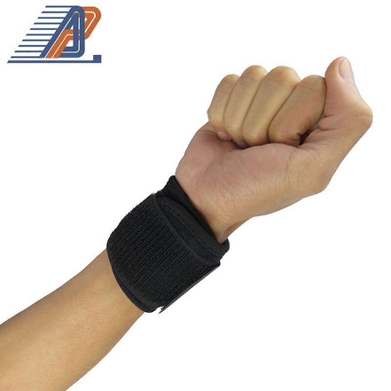 1 Pcs Adjustable Wrist Support Brace Brand Wristband Men and Women Gym Wrestle Professional Sports Protection Wrist