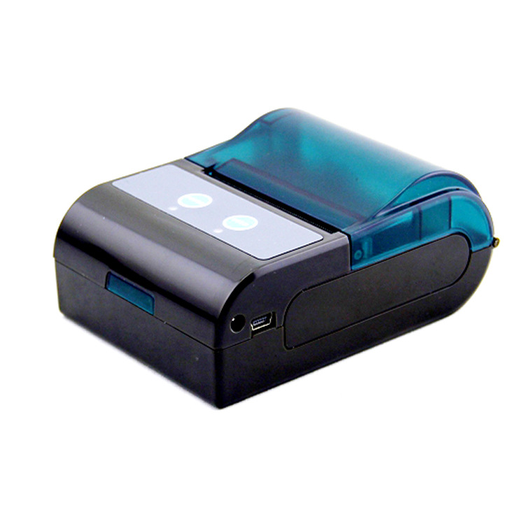 все цены на 58mm Bluetooth POS Receipt Thermal Printer Bill Machine for Supermarket pos machine roll онлайн