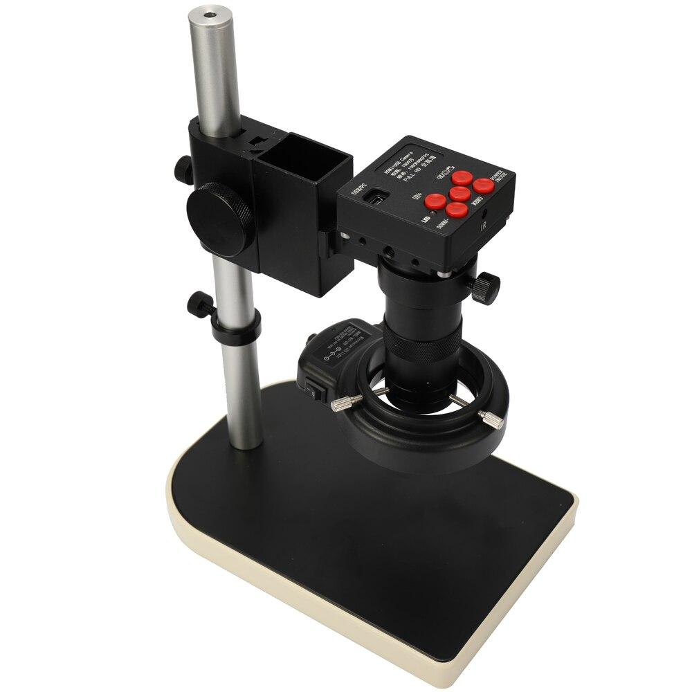 Kit Microscope LED de laboratoire 130X16 M Pixels maison école Science jouet éducatif cadeau Microscope biologique raffiné pour enfants enfant
