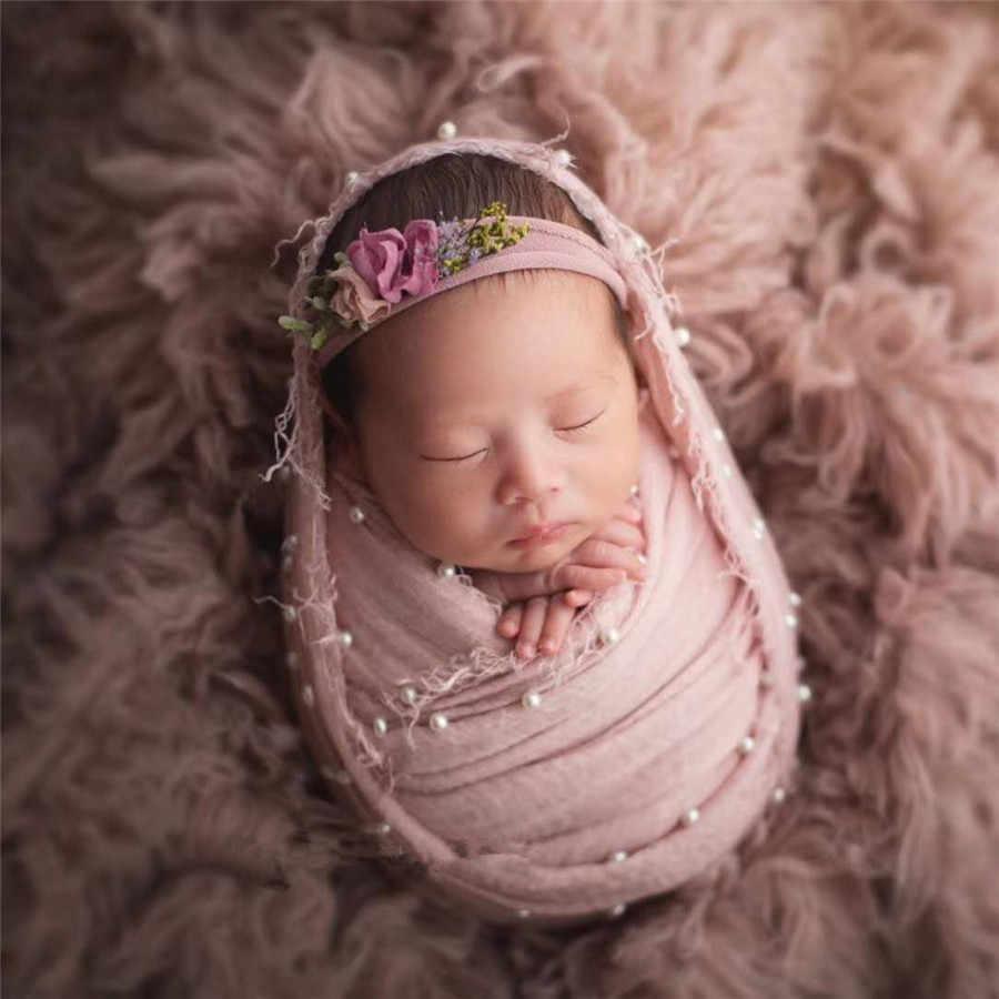 Реквизит для фотосъемки новорожденных аксессуары для детской фотосъемки муслиновая пеленка для фотосъемки новорожденных реквизит для фотосессии детская одежда для обертывания 90X170 см
