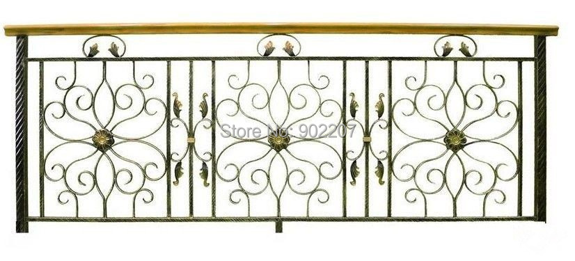 Wrought Iron Railing Decors Villas Home Railing Designs Wrought Iron Handrail