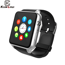 kaimorui Smart Watch GT88 Sleep Monitor Pedometer Smart Electronics Support Heart Rate Monitor for IOS Android