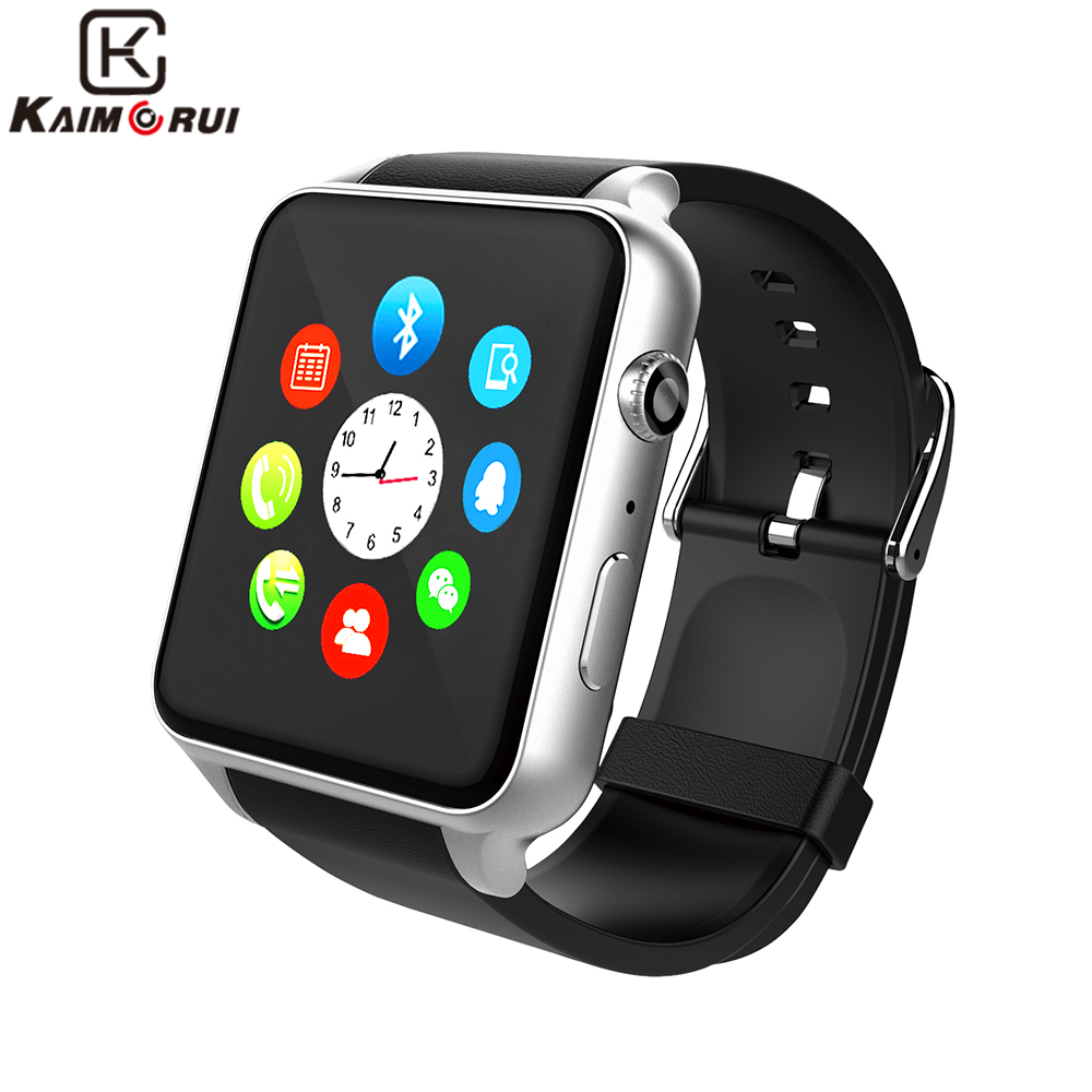 kaimorui Smart Watch GT88 Sleep Monitor Pedometer Smart Electronics Support Heart Rate Monitor for IOS font