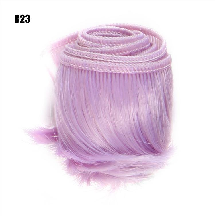 Muñeca peluca 5 cm volumen explosiones bjd / can niños / Yeluo Li / - Muñecas y peluches - foto 5