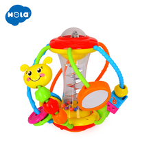 HOLA 929 Baby Toys Baby Rattles Educational Toys for Babies Grasping B