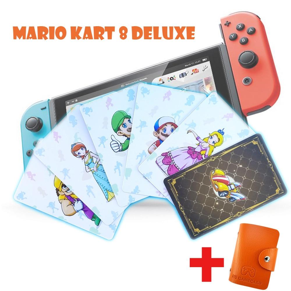 20 шт. Mario Kart 8 deluxe метке NFC открытки набор-Супер Братья Смэш ДЛЯ NS переключатель