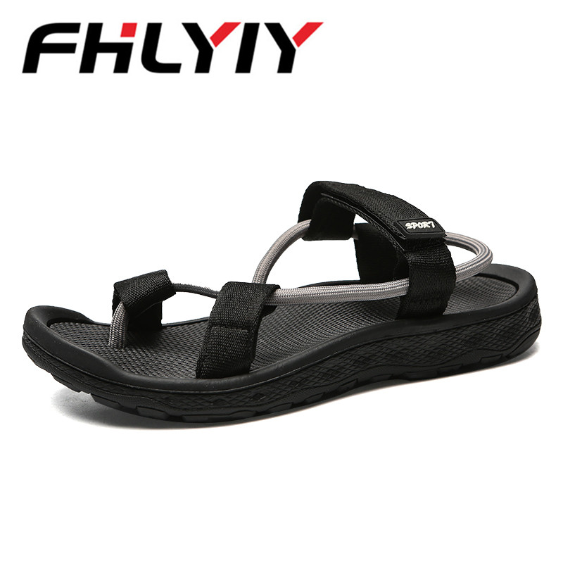 Plus Size 45 Unisex Sandals Summer Men Sandals Upstream Male Gladiator Beach Slipper Flat Camouflage Casual Shoes Sandalia