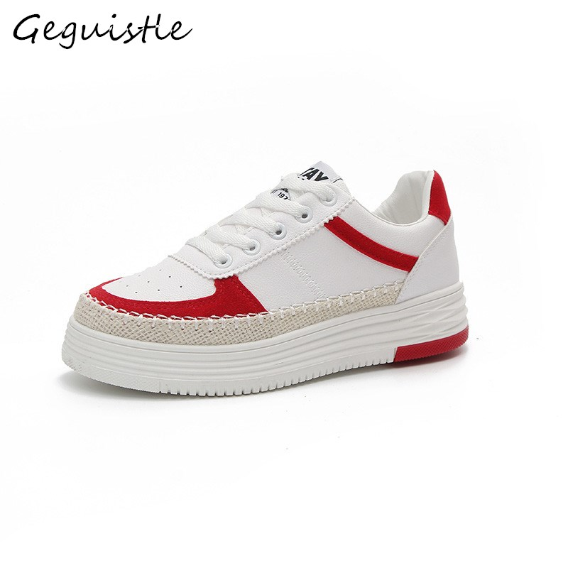 Breathable Women Casual Shoes Fashion Comfortable Muffin Board Shoes Women All-Match Sneakers