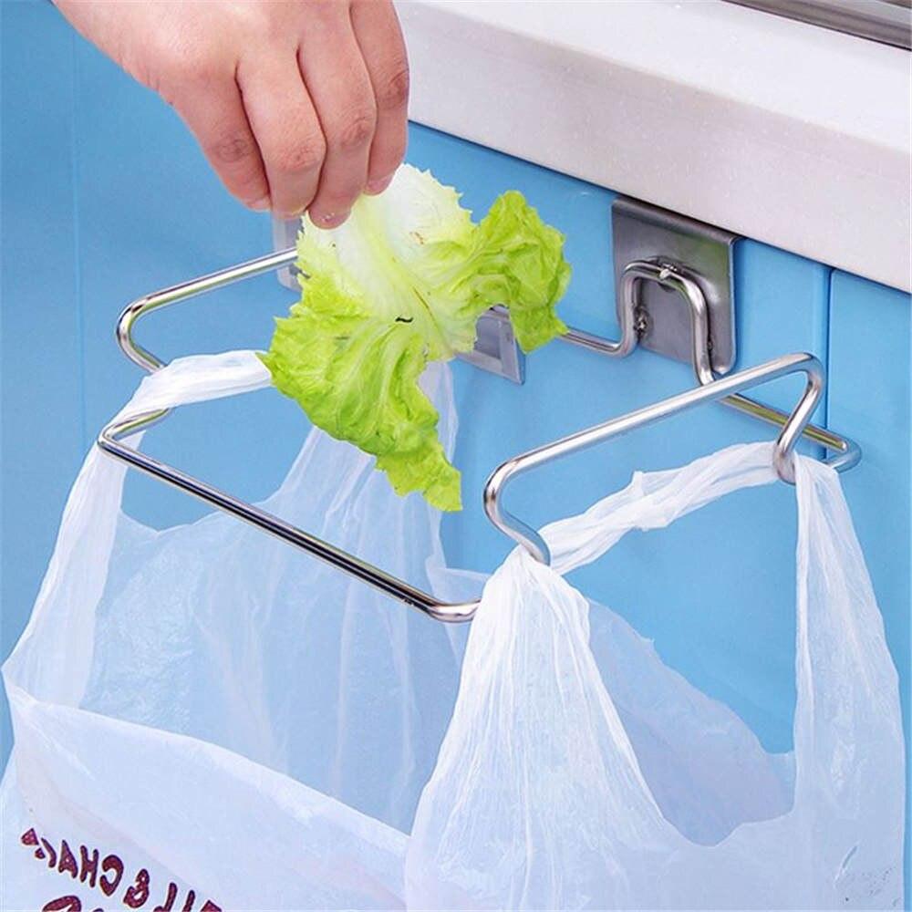 Hot Hale!! Modern Over Door Drawer Hanger Hanging Kitchen Bath Tea Towel Rail Holder Metal Lowest Price