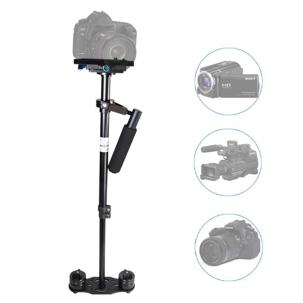 Mcoplus 60cm Portable Handheld Stabilizer Video Steadycam Stabilizers for Canon Nikon /SONY DSLR CameraMcoplus 60cm Portable Handheld Stabilizer Video Steadycam Stabilizers for Canon Nikon /SONY DSLR Camera