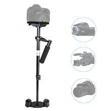 Mcoplus 60cm Portable Handheld Stabilizer Video Steadycam Stabilizers for Canon Nikon /SONY DSLR Camera