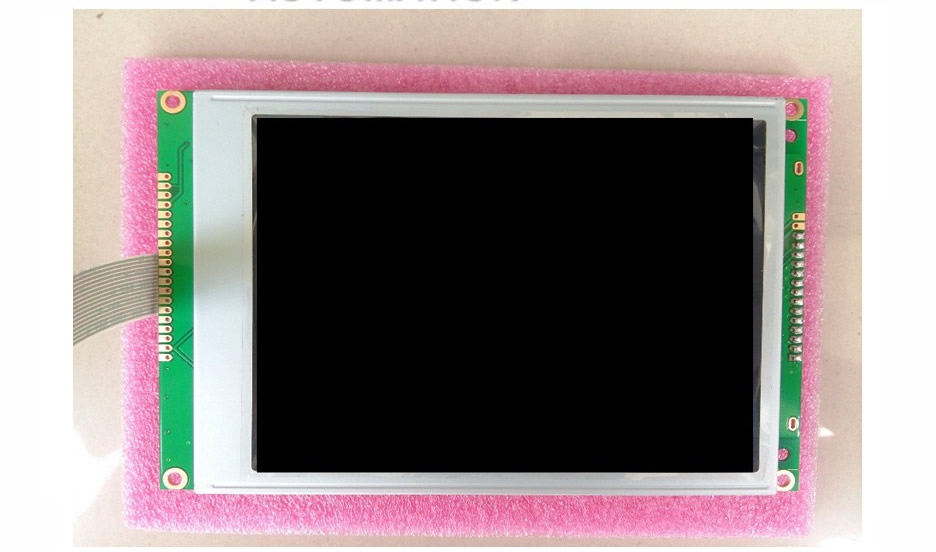 6AV6642-0BA01-1AX0 6AV6 642-0BA01-1AX0 TP177B Original LCD Panel Color 320*240 touch screen protect flim overlay for 6av6642 0ba01 1ax0 tp177b free shipping
